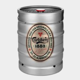 Carlsberg 1883 Fustage 25L