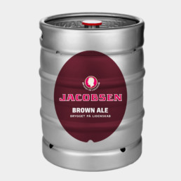 Jacobsen Brown Ale Fustage 25L