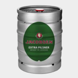 Jacobsen Extra Pilsner Fustage 25L