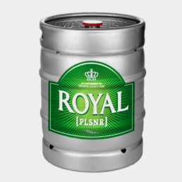 Royal Pilsner Fustage 25L